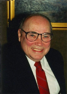 Photograph of Milwaukee LGBT community activist Eldon Murray, 1930-2007.