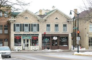 Cedarburg's downtown features small shops that cater to crowds searching for treats during their five annual festivals.