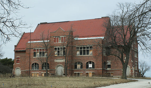<table class=&quot;lightbox&quot;><tr><td colspan=2 class=&quot;lightbox-title&quot;>Milwaukee County School of Agriculture and Domestic Economy</td></tr><tr><td colspan=2 class=&quot;lightbox-caption&quot;>The Eschweiler Buildings on the Milwaukee County Grounds, such as this abandoned Milwaukee County School of Agriculture and Domestic Economy building, have been the focus of historic preservation efforts.</td></tr><tr><td colspan=2 class=&quot;lightbox-spacer&quot;></td></tr><tr class=&quot;lightbox-detail&quot;><td class=&quot;cell-title&quot;>Source: </td><td class=&quot;cell-value&quot;>From the Wikimedia Commons. <br /><a href=&quot;https://commons.wikimedia.org/wiki/File:Milw-School-Agriculture_Mar10.jpg&quot; target=&quot;_blank&quot;>Wikimedia Commons</a></td></tr><tr class=&quot;filler-row&quot;><td colspan=2>&nbsp;</td></tr></table>