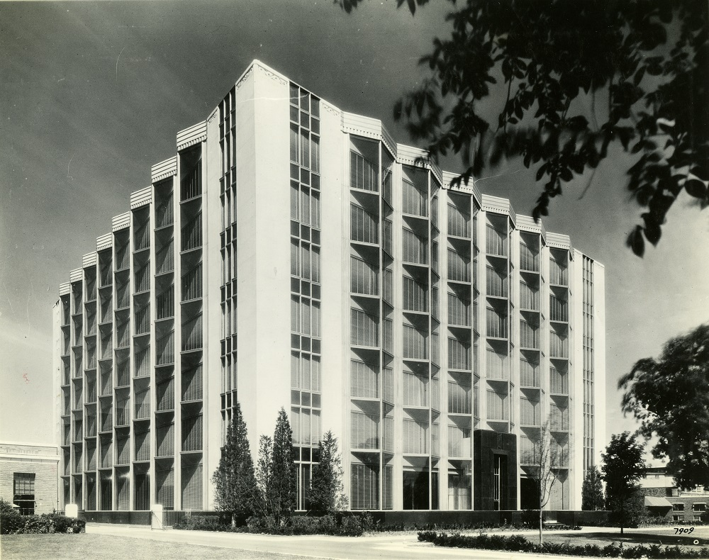 <table class=&quot;lightbox&quot;><tr><td colspan=2 class=&quot;lightbox-title&quot;>A.O. Smith Research and Development</td></tr><tr><td colspan=2 class=&quot;lightbox-caption&quot;>1965 photograph of the A.O. Smith Research and Development facility. Built in 1930, it was one of the nation's first dedicated research and development departments.</td></tr><tr><td colspan=2 class=&quot;lightbox-spacer&quot;></td></tr><tr class=&quot;lightbox-detail&quot;><td class=&quot;cell-title&quot;>Source: </td><td class=&quot;cell-value&quot;>From the Historic Photo Collection of the Milwaukee Public Library. Reprinted with permission. </td></tr><tr class=&quot;filler-row&quot;><td colspan=2>&nbsp;</td></tr></table>