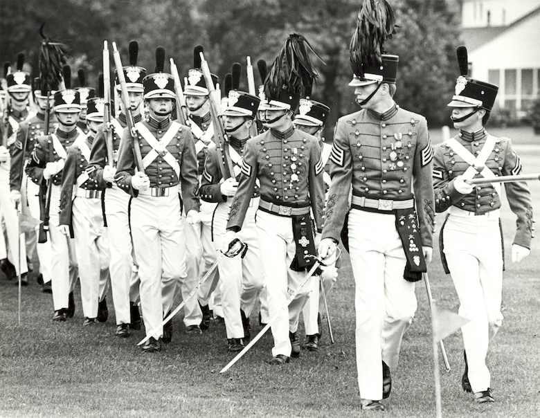 <table class=&quot;lightbox&quot;><tr><td colspan=2 class=&quot;lightbox-title&quot;>St. John's Military Academy Cadets</td></tr><tr><td colspan=2 class=&quot;lightbox-caption&quot;>Cadets from St. John's Military Academy in Delafield parade in uniform, taken between 1979 and 1983. </td></tr><tr><td colspan=2 class=&quot;lightbox-spacer&quot;></td></tr><tr class=&quot;lightbox-detail&quot;><td class=&quot;cell-title&quot;>Source: </td><td class=&quot;cell-value&quot;>From the Historic Photo Collection of the Milwaukee Public Library. Reprinted with permission. <br /><a href=&quot;http://content.mpl.org/cdm/singleitem/collection/HstoricPho/id/4909/rec/1&quot; target=&quot;_blank&quot;>Milwaukee Public Library</a></td></tr><tr class=&quot;filler-row&quot;><td colspan=2>&nbsp;</td></tr></table>