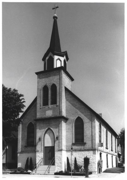 Built in 1874, St. Michael's was originally known as the Salem Evangelical Church (Lutheran). It became home to St. Michael's, Wisconsin's only Ukrainian Roman Catholic Church, in 1953. It was added to the National Register of Historic Places in 1987.