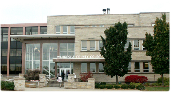 <table class=&quot;lightbox&quot;><tr><td colspan=2 class=&quot;lightbox-title&quot;>Waukesha County Courthouse</td></tr><tr><td colspan=2 class=&quot;lightbox-caption&quot;>The Waukesha County Courthouse, built in 1959 and shown in 2016.</td></tr><tr><td colspan=2 class=&quot;lightbox-spacer&quot;></td></tr><tr class=&quot;lightbox-detail&quot;><td class=&quot;cell-title&quot;>Source: </td><td class=&quot;cell-value&quot;>From the Wikimedia Commons.<br /><a href=&quot;https://commons.wikimedia.org/wiki/File:Waukesha_courthouse.jpg&quot; target=&quot;_blank&quot;>Wikimedia Commons</a></td></tr><tr class=&quot;filler-row&quot;><td colspan=2>&nbsp;</td></tr></table>