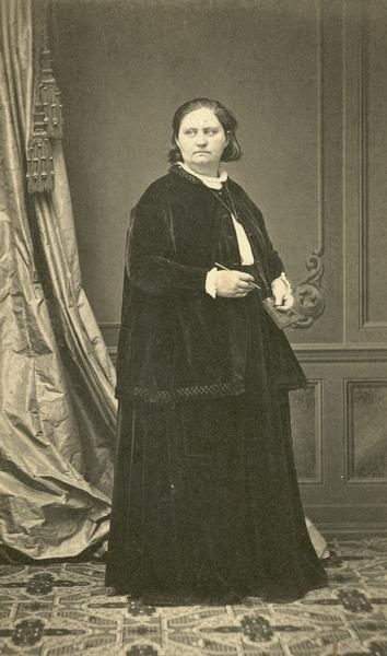After immigrating to Milwaukee in 1850, Anneke became a prominent force in advocating for education and women's rights in Wisconsin and around the United States.