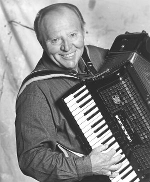 Particularly popular in the 1950s and 1960s, Milwaukee-born Verne Meisner was well-known for his success as a polka musician.