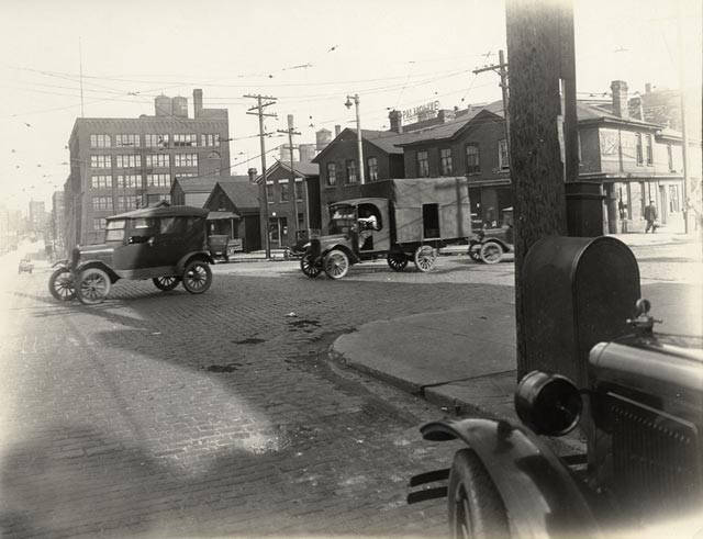 <table class=&quot;lightbox&quot;><tr><td colspan=2 class=&quot;lightbox-title&quot;>Milwaukee Road Conditions</td></tr><tr><td colspan=2 class=&quot;lightbox-caption&quot;>Potholes were a chronic problem on Milwaukee's roads and streets, as seen at the intersection of North 5th and Clybourn Street in 1925.</td></tr><tr><td colspan=2 class=&quot;lightbox-spacer&quot;></td></tr><tr class=&quot;lightbox-detail&quot;><td class=&quot;cell-title&quot;>Source: </td><td class=&quot;cell-value&quot;>From the Milwaukee Neighborhoods: Photos and Maps 1885-1992 Collection, Archives. University of Wisconsin-Milwaukee Libraries.<br /><a href=&quot;https://collections.lib.uwm.edu/digital/collection/mkenh/id/573/rec/51&quot; target=&quot;_blank&quot;>University of Wisconsin-Milwaukee Libraries</a></td></tr><tr class=&quot;filler-row&quot;><td colspan=2>&nbsp;</td></tr></table>