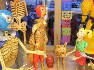 The Walker's Point Center for the Arts features a large celebration for Dia de Los Muertos every year.