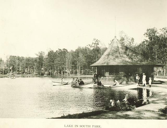 <table class=&quot;lightbox&quot;><tr><td colspan=2 class=&quot;lightbox-title&quot;>Today's Humboldt Park</td></tr><tr><td colspan=2 class=&quot;lightbox-caption&quot;>This 1895 photograph shows recreational boaters enjoying the lake in South Park, near the intersection of South Howell and Oklahoma Avenues.</td></tr><tr><td colspan=2 class=&quot;lightbox-spacer&quot;></td></tr><tr class=&quot;lightbox-detail&quot;><td class=&quot;cell-title&quot;>Source: </td><td class=&quot;cell-value&quot;>From the Milwaukee Neighborhoods: Photos and Maps 1885-1992 Collection, Archives. University of Wisconsin-Milwaukee Libraries.<br /><a href=&quot;https://collections.lib.uwm.edu/digital/collection/mkenh/id/317/rec/22&quot; target=&quot;_blank&quot;>University of Wisconsin-Milwaukee Libraries</a></td></tr><tr class=&quot;filler-row&quot;><td colspan=2>&nbsp;</td></tr></table>
