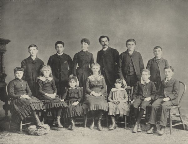 <table class=&quot;lightbox&quot;><tr><td colspan=2 class=&quot;lightbox-title&quot;>School for the Oral Instruction of the Deaf</td></tr><tr><td colspan=2 class=&quot;lightbox-caption&quot;>Students from the Milwaukee Day School for the Oral Instruction of the Deaf sit for a formal portrait. This institution opened in 1885 and was Wisconsin's first public day school for the deaf.</td></tr><tr><td colspan=2 class=&quot;lightbox-spacer&quot;></td></tr><tr class=&quot;lightbox-detail&quot;><td class=&quot;cell-title&quot;>Source: </td><td class=&quot;cell-value&quot;>From the Wisconsin Historical Society, WHS-123731. Reprinted with permission.<br /><a href=&quot;https://www.wisconsinhistory.org/Records/Image/IM123731&quot; target=&quot;_blank&quot;>Wisconsin Historical Society</a></td></tr><tr class=&quot;filler-row&quot;><td colspan=2>&nbsp;</td></tr></table>