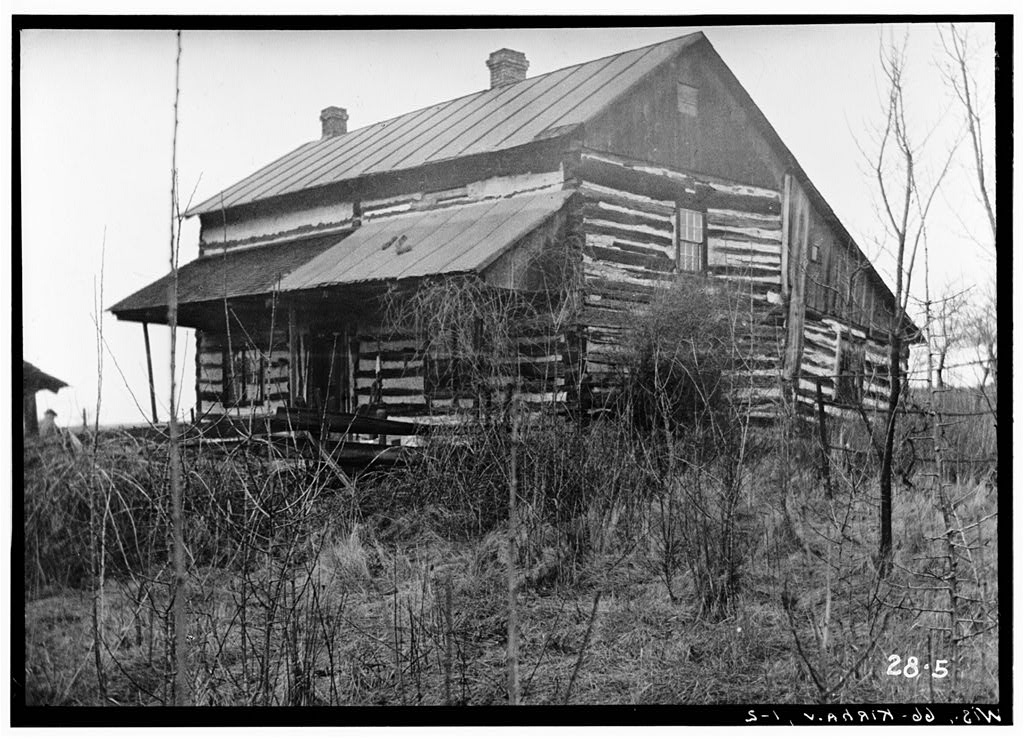 <table class=&quot;lightbox&quot;><tr><td colspan=2 class=&quot;lightbox-title&quot;>Christian Turck House</td></tr><tr><td colspan=2 class=&quot;lightbox-caption&quot;>The Christian Turck House, in unincorporated Kirchhayn in the Town of Jackson, was built around 1830 by German immigrant Christian Turck and is now exhibited at Old World Wisconsin. </td></tr><tr><td colspan=2 class=&quot;lightbox-spacer&quot;></td></tr><tr class=&quot;lightbox-detail&quot;><td class=&quot;cell-title&quot;>Source: </td><td class=&quot;cell-value&quot;>From the Library of Congress Historic American Buildings Survey Collection. <br /><a href=&quot;https://www.loc.gov/resource/hhh.wi0113.photos/?sp=2&quot; target=&quot;_blank&quot;>Library of Congress</a></td></tr><tr class=&quot;filler-row&quot;><td colspan=2>&nbsp;</td></tr></table>