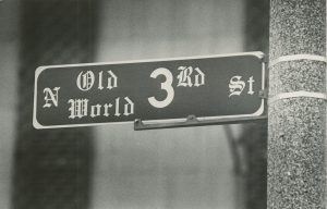 In 1984, the City of Milwaukee renamed different sections of 3rd Street as Old World Third Street and Martin Luther King Drive, reversing a simplification of street name rationalization initiated earlier in the 20th century.