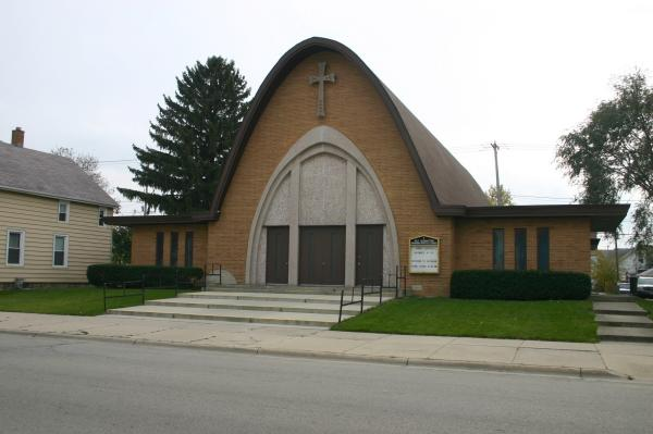 Located in South Milwaukee, the Holy Resurrection Armenian Apostolic Church was built in 1961 and remains an important part of Milwaukee's Armenian community.