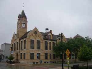 Designed by prominent Milwaukee architect George Ferry in 1886, the Oconomowoc City Hall still serves the local community and is now listed on the National Register of Historic Places.
