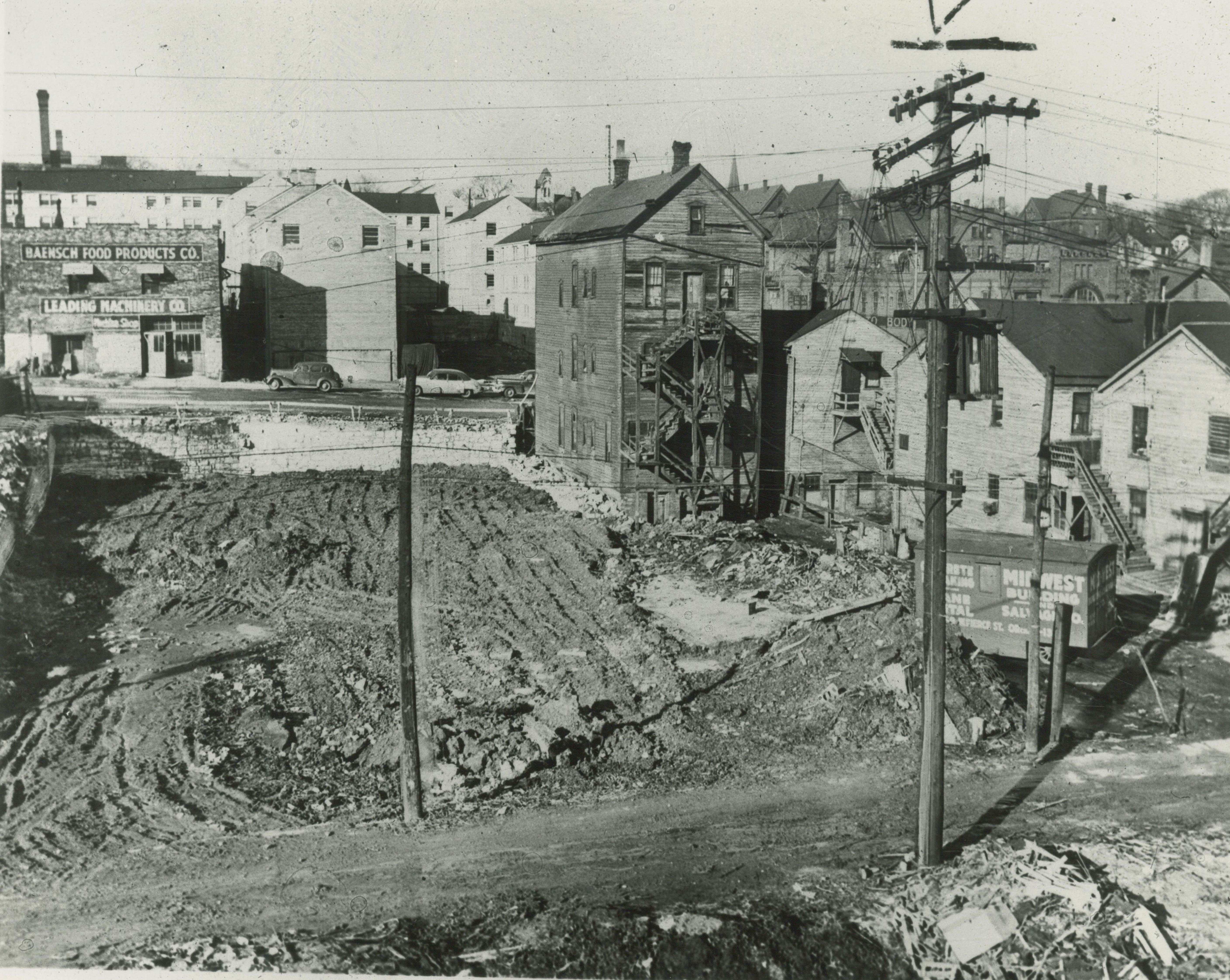<table class=&quot;lightbox&quot;><tr><td colspan=2 class=&quot;lightbox-title&quot;>Housing Demolition on Fond du Lac Avenue</td></tr><tr><td colspan=2 class=&quot;lightbox-caption&quot;>Photograph of an demolished lot and other housing structures on W. Fond Du Lac Avenue that were eventually torn down and replaced by the Hillside Housing Development.</td></tr><tr><td colspan=2 class=&quot;lightbox-spacer&quot;></td></tr><tr class=&quot;lightbox-detail&quot;><td class=&quot;cell-title&quot;>Source: </td><td class=&quot;cell-value&quot;>From the Historic Photo Collection of the Milwaukee Public Library. Reprinted with permission.<br /><a href=&quot;http://content.mpl.org/cdm/singleitem/collection/HstoricPho/id/5202/rec/16&quot; target=&quot;_blank&quot;>Milwaukee Public Library</a></td></tr><tr class=&quot;filler-row&quot;><td colspan=2>&nbsp;</td></tr></table>