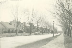These homes on a section of N. 47th Street, between Vliet and Highland, were all demolished to make room for the construction of Highway 175.