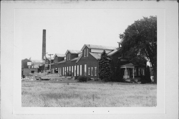 Though only operational for a short duration of time, the Morey Milk Condensery spurred economic growth in North Prairie in the early 20th century.