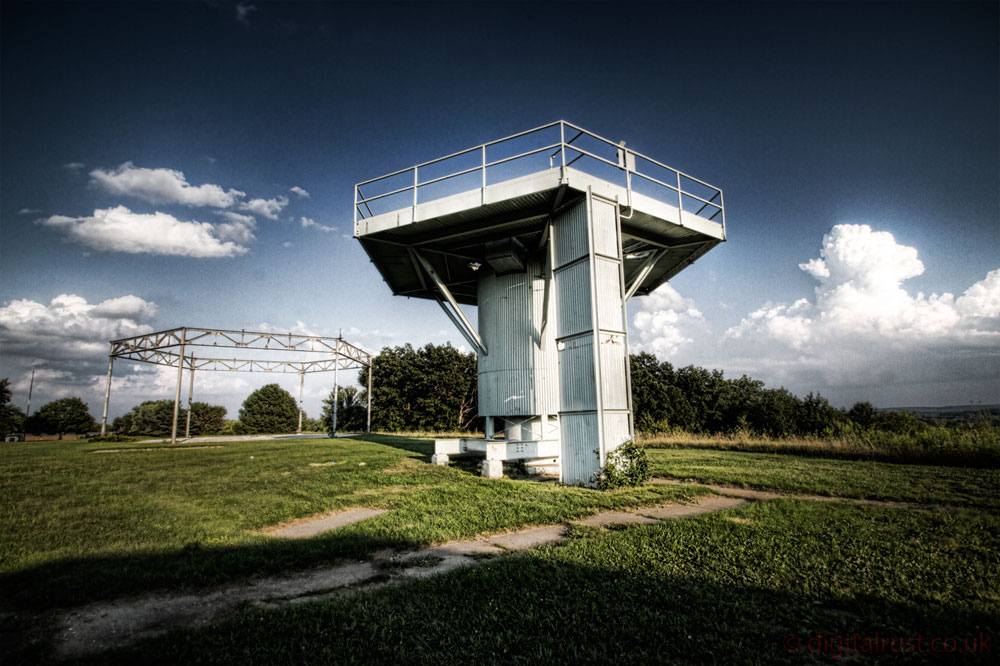 <table class=&quot;lightbox&quot;><tr><td colspan=2 class=&quot;lightbox-title&quot;>Nike Missile Site Remnants</td></tr><tr><td colspan=2 class=&quot;lightbox-caption&quot;>Though closed since 1971, evidence of the Milwaukee area's Nike anti-aircraft missile sites remain. This photograph features one of the abandoned radar towers at the Waukesha site.</td></tr><tr><td colspan=2 class=&quot;lightbox-spacer&quot;></td></tr><tr class=&quot;lightbox-detail&quot;><td class=&quot;cell-title&quot;>Source: </td><td class=&quot;cell-value&quot;>From Flickr. Photograph by Ched Cheddles. CC BY-NC-SA 2.0.<br /><a href=&quot;https://www.flickr.com/photos/alienwatch/6080757187/&quot; target=&quot;_blank&quot;>Flickr</a></td></tr><tr class=&quot;filler-row&quot;><td colspan=2>&nbsp;</td></tr></table>