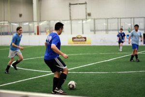 In recent years, indoor soccer complexes have become popular facilities for those looking to stay active during Milwaukee's colder months.