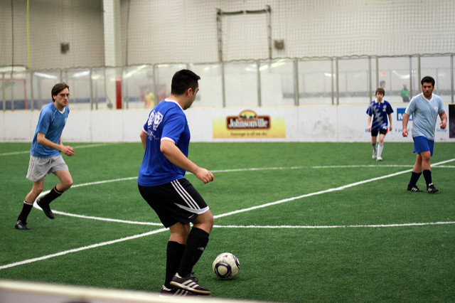 <table class=&quot;lightbox&quot;><tr><td colspan=2 class=&quot;lightbox-title&quot;>Uihlein Soccer Park</td></tr><tr><td colspan=2 class=&quot;lightbox-caption&quot;>In recent years, indoor soccer complexes have become popular facilities for those looking to stay active during Milwaukee's colder months. </td></tr><tr><td colspan=2 class=&quot;lightbox-spacer&quot;></td></tr><tr class=&quot;lightbox-detail&quot;><td class=&quot;cell-title&quot;>Source: </td><td class=&quot;cell-value&quot;>From Flickr. Photograph by Tracy Apps. CC BY-NC-SA 2.0.<br /><a href=&quot;https://www.flickr.com/photos/tapps/6861737526/&quot; target=&quot;_blank&quot;>Flickr</a></td></tr><tr class=&quot;filler-row&quot;><td colspan=2>&nbsp;</td></tr></table>