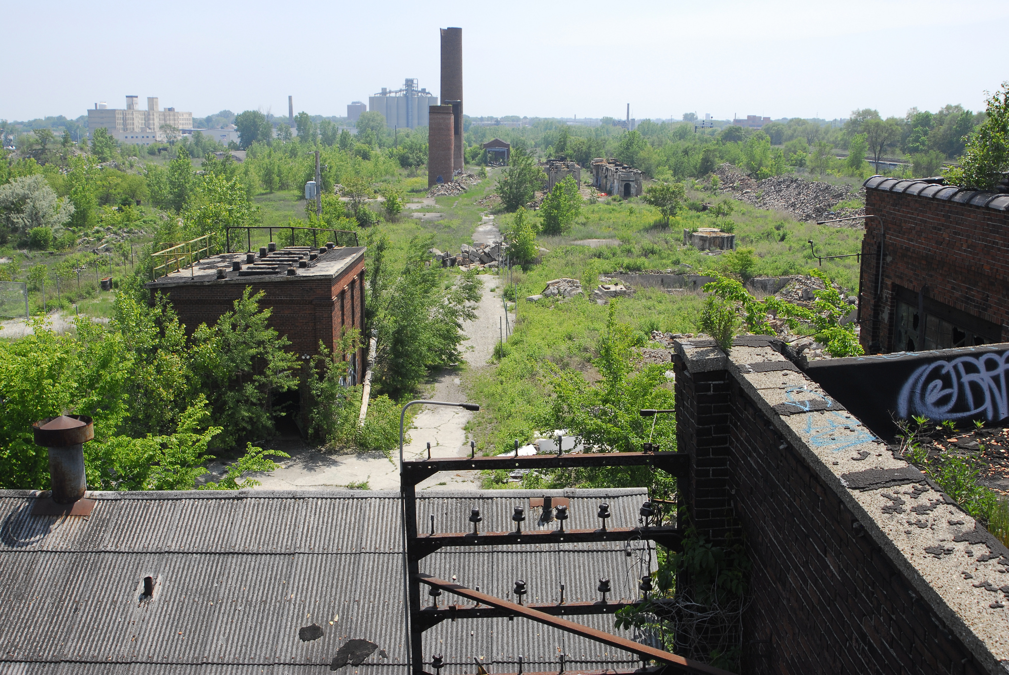 <table class=&quot;lightbox&quot;><tr><td colspan=2 class=&quot;lightbox-title&quot;>Ruins of Solvay Coke</td></tr><tr><td colspan=2 class=&quot;lightbox-caption&quot;>Detritus from Milwaukee's deindustrialization at the Solvay Coke site along inner harbor. Solvay Coke began operation in 1903 and produced coke, a high-carbon fuel similar to coal.</td></tr><tr><td colspan=2 class=&quot;lightbox-spacer&quot;></td></tr><tr class=&quot;lightbox-detail&quot;><td class=&quot;cell-title&quot;>Source: </td><td class=&quot;cell-value&quot;>From Flickr. Photograph by username Nitram242. CC BY-2.0.<br /><a href=&quot;https://www.flickr.com/photos/25165196@N08/7295511336/&quot; target=&quot;_blank&quot;>Flickr</a></td></tr><tr class=&quot;filler-row&quot;><td colspan=2>&nbsp;</td></tr></table>