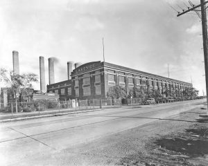 Neighbors in the Town of Lake resisted the incorporation of St. Francis starting in the 1920s because the new city would take with it tax revenues from the Lakeside Power Plant.