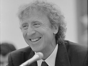 Beloved actor Gene Wilder was born Jerome Silberman in Milwaukee in 1933.