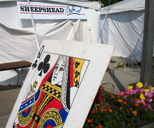 Given its strong connection to German culture, Sheepshead lessons and tournaments are a featured attraction at Milwaukee's annual Germanfest.