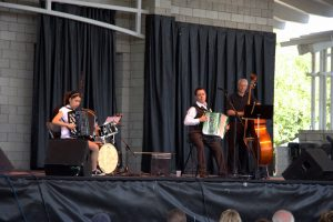 Polish Fest offers a wide variety of music for visitors, but polka is always a staple.