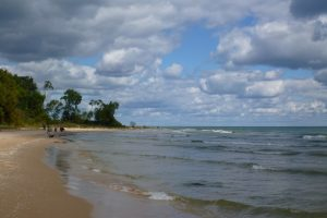 The Town of Belgium is home to Harrington Beach State Park, a 715-acre park that includes a mile-long beach along Lake Michigan and a man-made lake once used for limestone quarrying.