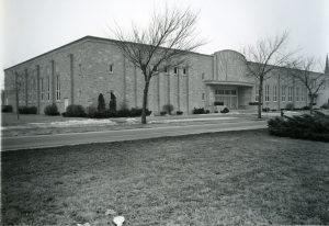 Dedicated in 1951, the Beth El Ner Tamid Synagogue was used by its congregation until a new building was constructed in Mequon in 1984.