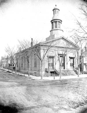 The Boys and Girls Club of Greater Milwaukee initially began in the basement of the Plymouth Congregational Church in 1887.