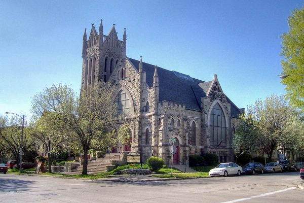The Summerfield congregation traces its origins to 1852, making it the oldest Methodist congregation in Milwaukee. The congregation has gathered at its current location on Juneau Avenue, pictured here, since 1904.