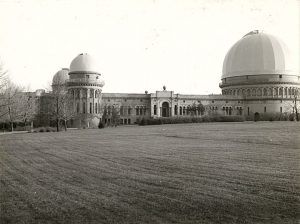 The Yerkes Observatory, pictured here in 1939, was established as part of the University of Chicago in 1897 and closed to the public in 2018.