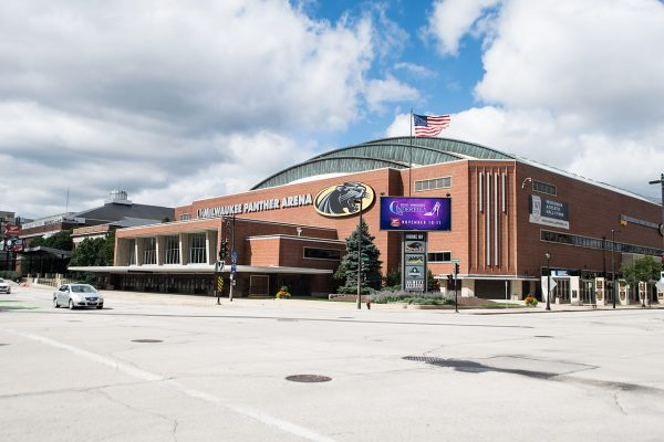 The arena was renamed the UW-Milwaukee Panther Arena in 2014 and is now the home court of the UWM basketball team.