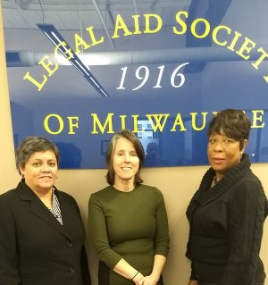 Incorporated in 1916, the Legal Aid Society of Milwaukee has been continuously providing the needy in Milwaukee County with free legal assistance for over one hundred years.