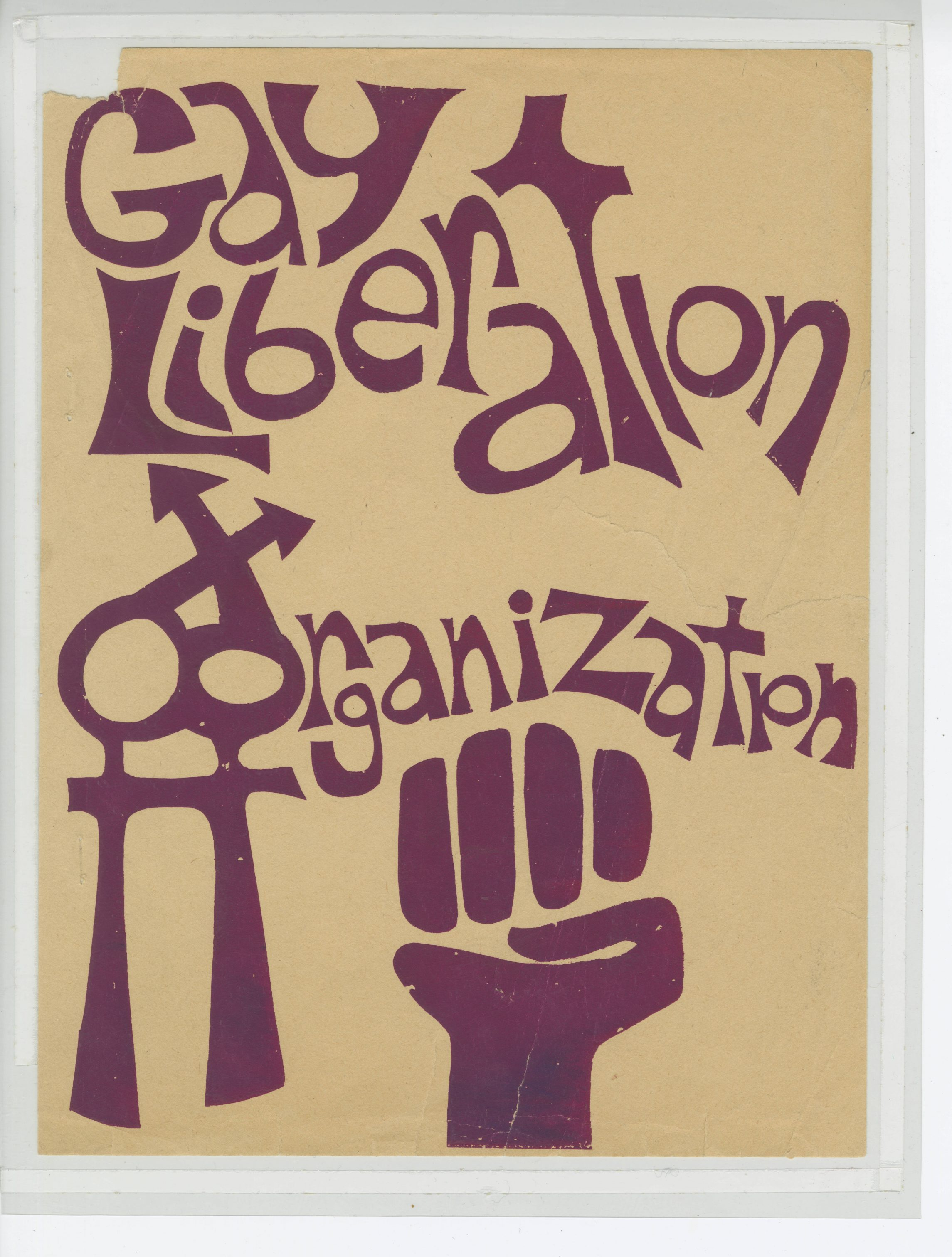 In 1970, the Gay Liberation Organization (GLO) was founded at the University of Wisconsin-Milwaukee as an early effort to organize gay men and women in the area.