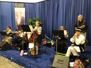 The International Institute of Wisconsin has sponsored Milwaukee's annual Holiday Folk Fair since the 1940s. Featuring cultural foods, booths, and performances, it continues to be a popular event.