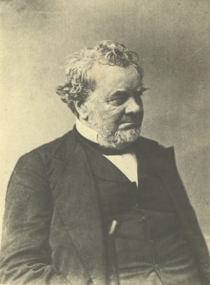 Hans Crocker was born in Dublin, Ireland in 1816. He was elected as Milwaukee's sixth mayor in 1852.