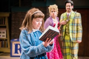 "As one of their most recent productions, First Stage brought Roald Dahl's ""Matilda: The Musical"" to Milwaukee in 2018."