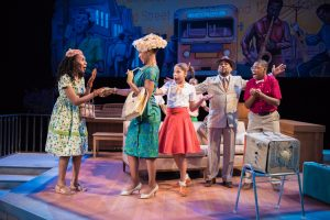"""The First Stage production of """"Welcome to Bronzeville"""" opened in 2016 and marked the culmination of a series of plays about Wisconsin heritage."""