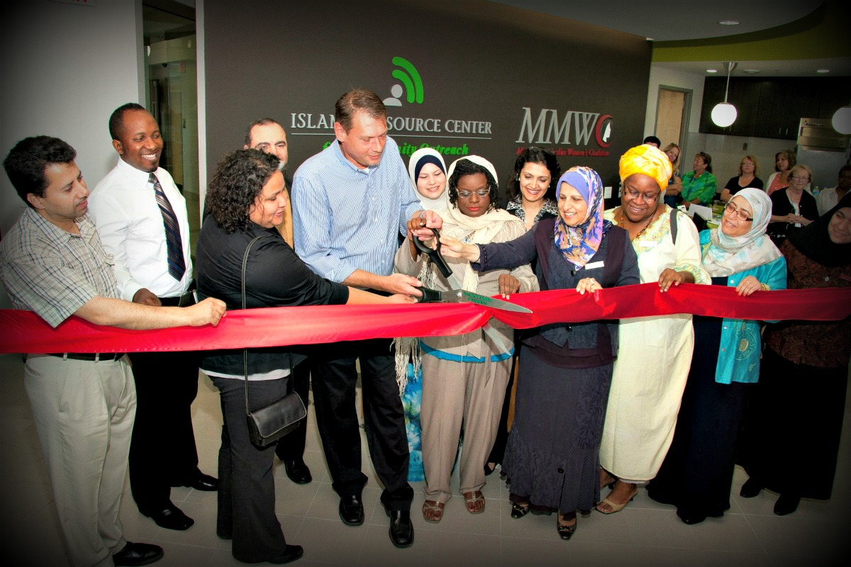 Operated by the Milwaukee Muslim Women's Coalition, the Islamic Resource Center in Greenfield opened in 2011.