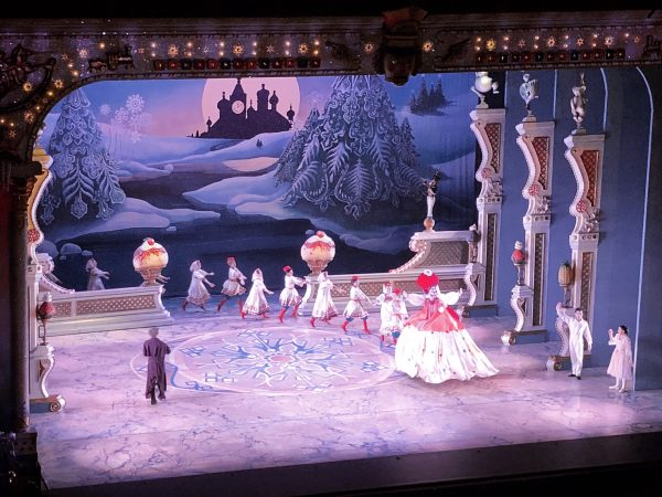 """Debuted in 1977, the Milwaukee Ballet Company's annual performance of """"The Nutcracker"""" remains a community favorite. This photograph is from the 2017 season."""
