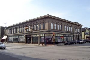 The Milwaukee Ballet Company has been headquartered at 128 N. Jackson Street since the 1980s. This building was historically owned by the Schlitz Brewing Company. A new dance center in the city's Third Ward is set to open in 2019.