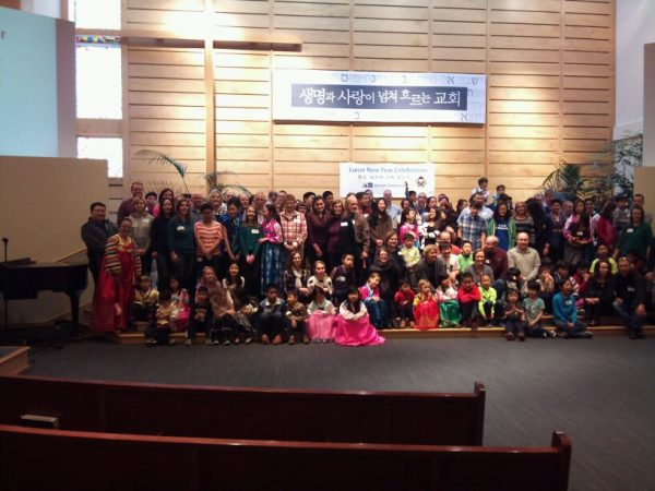 The Korean Language and Culture School of Milwaukee has held a Lunar New Year celebration annually since 2003. Members of Milwaukee's Korean community, as well as families with children adopted from Korea, attend.
