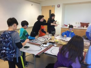 The Korean Language and Culture School of Milwaukee offers a wide variety of Sunday afternoon classes for children and adults.