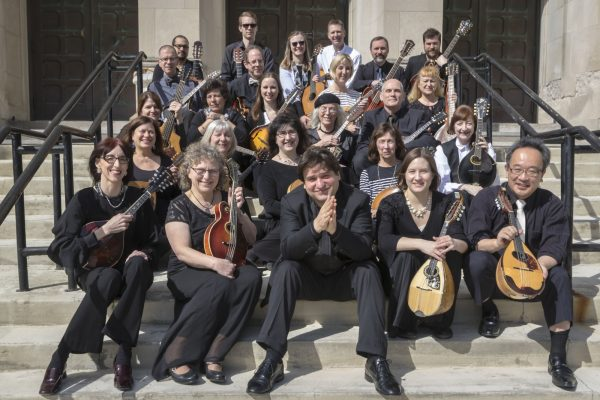 Established in 1900, the Milwaukee Mandolin Orchestra continues to perform throughout Milwaukee and around the world today.